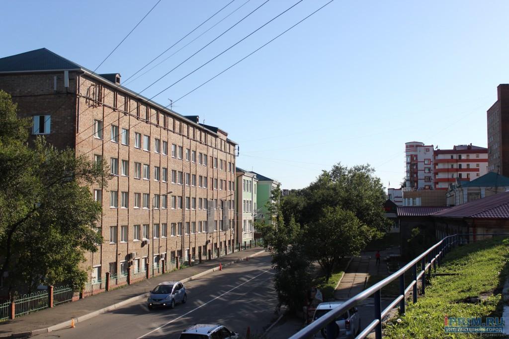 Владивосток, ул Верхнепортовая