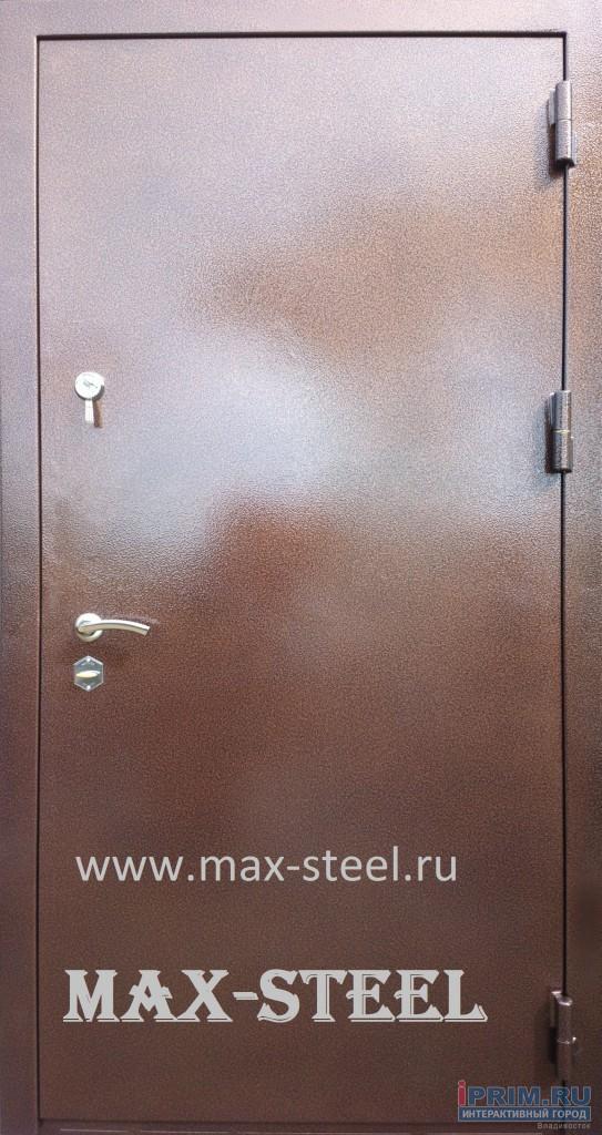 металлические двери компания сталь