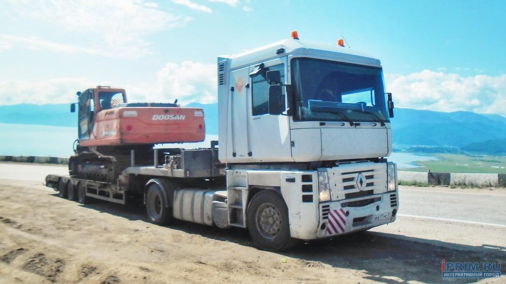 Спецтехника услуги калининград реферат на тему грузовые и пассажирские перевозки